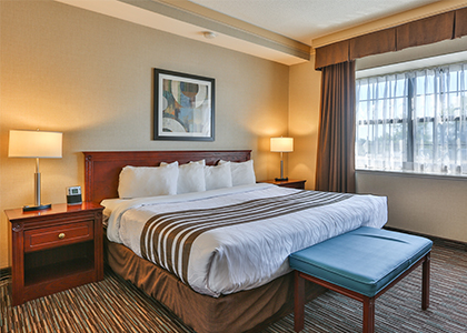 Choose your accomodations | Corporate Events | Best Western Brantford